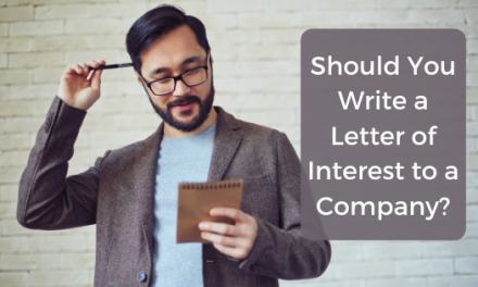 What's the Difference Between a Letter of Interest and a Cover Letter?